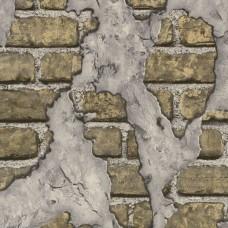 3D Single 2012 Eskitme Tuğla Görünümlü Duvar Kağıdı