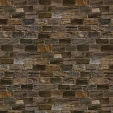 3D Single 2039 Tuğla Desenli Duvar Kağıdı