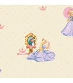 Ada Kids 8910-1 Kız Çocuk Odası Duvar Kağıdı