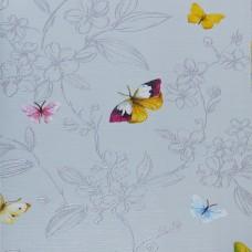 Anka 1606-3 Kelebek Desen Genç Odası Duvar Kağıdı
