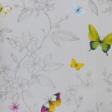 Anka 1606-4 Kelebek Desenli Duvar Kağıdı