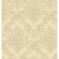 Gordion 2606-3 Vinil Damask Görünümlü Duvar Kağıdı