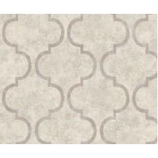 İndigo 4703-2 Modern Geometrik Desenli Duvar Kağıdı