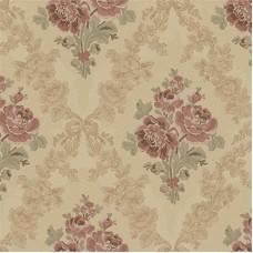 Kalinka 5802-4 Çiçek Görünümlü Vinil Duvar Kağıdı