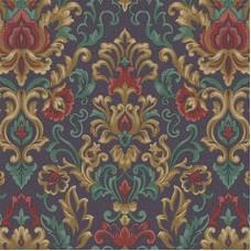 Kalinka 5804-6 Vinil Damask Desenli Duvar Kağıdı