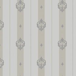 Seven 7804-3 Çizgili Desen Damask Duvar Kağıdı