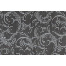 Seela Adoro 7505-6 Koyu Gri Çiçekli Duvar Kağıdı