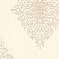 Angel 1111 Vinil Damask Desenli Duvar Kağıdı