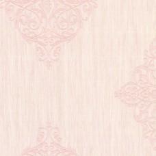 Angel 1115 Vinil Pudra Damask Desenli Duvar Kağıdı