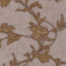 Angel 1120 Çiçek Desenli Vinil Duvar Kağıdı