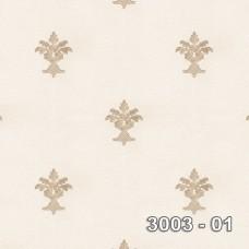 Armani 3003-01 Vinil Küçük Damask Desen Duvar Kağıdı