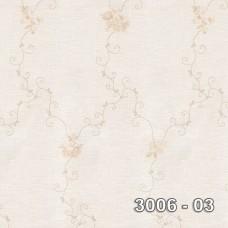 Armani 3006-03 Çiçek Görünümlü Duvar Kağıdı