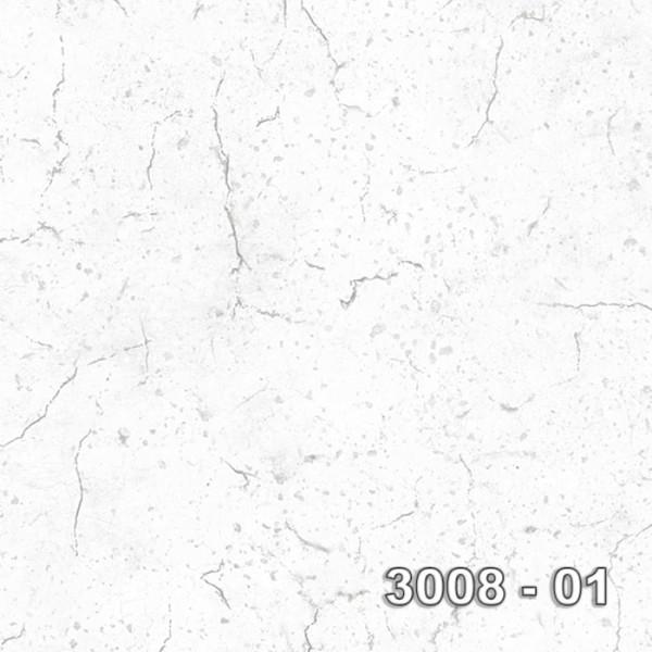 Armani 3008-01 Mermer Desenli Vinil Duvar Kağıdı