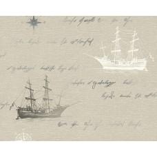 Cote D'azur 35184-1 Gemici Temalı Çocuk Odası Duvar Kağıdı