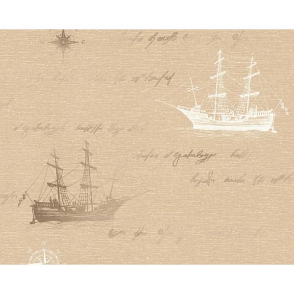 Cote D'azur 35184-2 Erkek Çocuk Odası Duvar Kağıdı