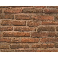 Deco World 2 30747-1 Tuğla Görünümlü Duvar Kağıdı