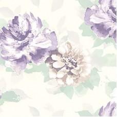 Blossom 82010-2 İthal Çiçekli Duvar Kağıdı