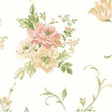 Blossom 82021-2 İthal Çiçek Desenli Duvar Kağıdı