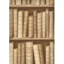 Bluff F923-07 Kitap Görünümlü Duvar Kağıdı