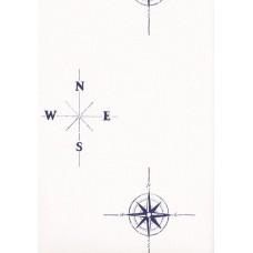 Boutique G23011 Pusula Desenli Duvar Kağıdı