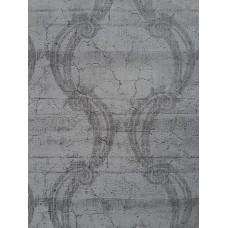 Caria 1429 Eskitme Zemin Damask Duvar Kağıdı