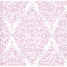 Classic Collection 4354 Pembe Damask Görünümlü Duvar Kağıdı