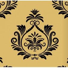 Classic Collection 4608 Klasik Damask Desenli Duvar Kağıdı
