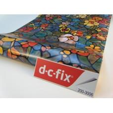 d-c-fix 200-3006 Kendinden Yapışkanlı Cam Vitray Folyo