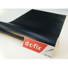 d-c-fix 200-1923 Siyah Deri Desen Kendinden Yapışkanlı Folyo