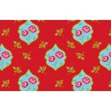 d-c-fix 200-3225 Kırmızı Çiçek Desenli İthal Folyo