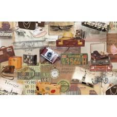 d-c-fix 200-3226 Kendinden Yapışkanlı Pop Art Desen Folyo