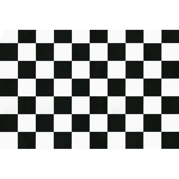 d-c-fix 346-0356 Siyah Beyaz Damalı Dekoratif Folyo