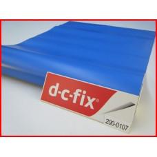 d-c-fix 200-0107 Mat Mavi Kendinden Yapışkanlı Folyo