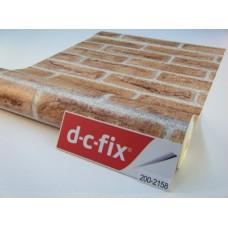 d-c-fix 200-2158 Tuğla Desen Kendinden Yapışkanlı Folyo