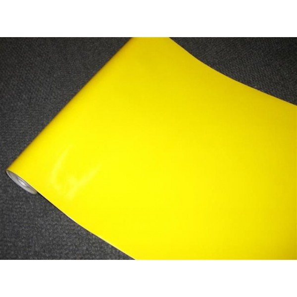 d-c-fix 346-1989 İthal Düz Limon Sarı Yapışkanlı Folyo