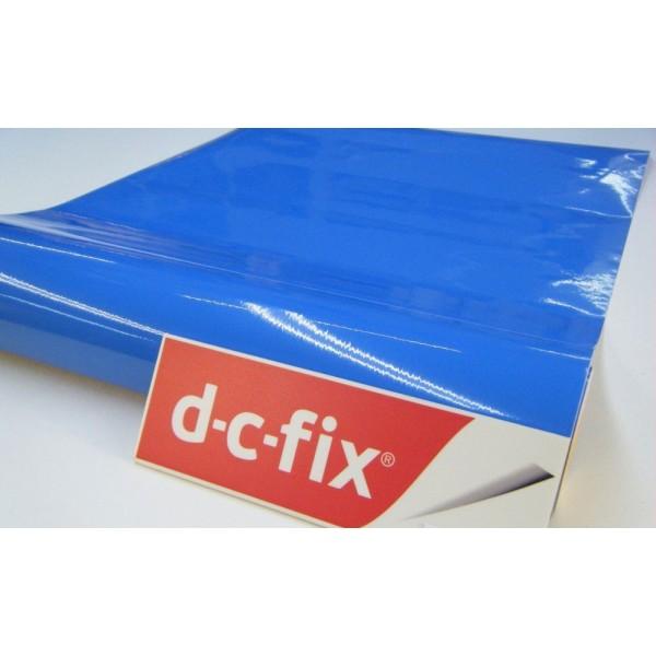 d-c-fix 346-1994 İthal Düz Parlak Mavi Kendinden Yapışkanlı Folyo