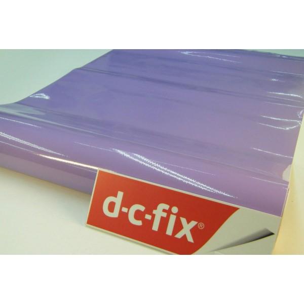 d-c-fix 346-3193 İthal Düz Parlak Lila Yapışkanlı Folyo