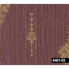Crown 4401-03 Damask Desenli Duvar Kağıdı