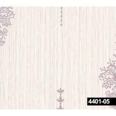 Crown 4401-05 Vinil Damask Duvar Kağıdı