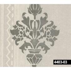Crown 4403-03 Damask Görünümlü Duvar Kağıdı