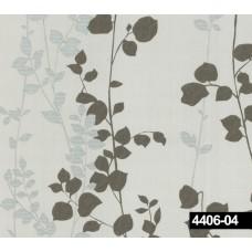 Crown 4406-04 Vinil Çiçekli Duvar Kağıdı