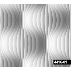 Crown 4416-01 Geometrik Desenli Duvar Kağıdı