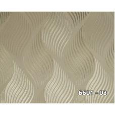 Lamos 6601-03 Alev Desenli Vinil Duvar Kağıdı