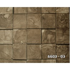 Lamos 6603-03 Ağaç Görünümlü Duvar Kağıdı
