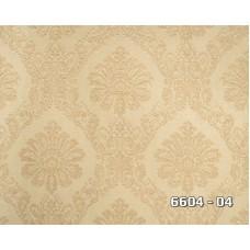 Lamos 6604-04 Damask Desenli Duvar Kağıdı
