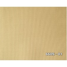 Lamos 6605-01 Düz Renk Vinil Duvar Kağıdı