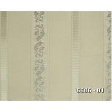 Lamos 6606-01 Çizgili Vinil Duvar Kağıdı