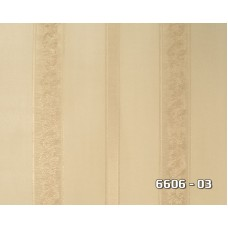 Lamos 6606-03 Vinil Çizgili Duvar Kağıdı