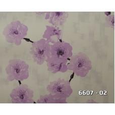 Lamos 6607-02 Çiçek Desenli Duvar Kağıdı
