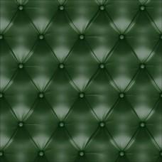 Classic 320-E Yeşil Kapitone Desenli Duvar Kağıdı